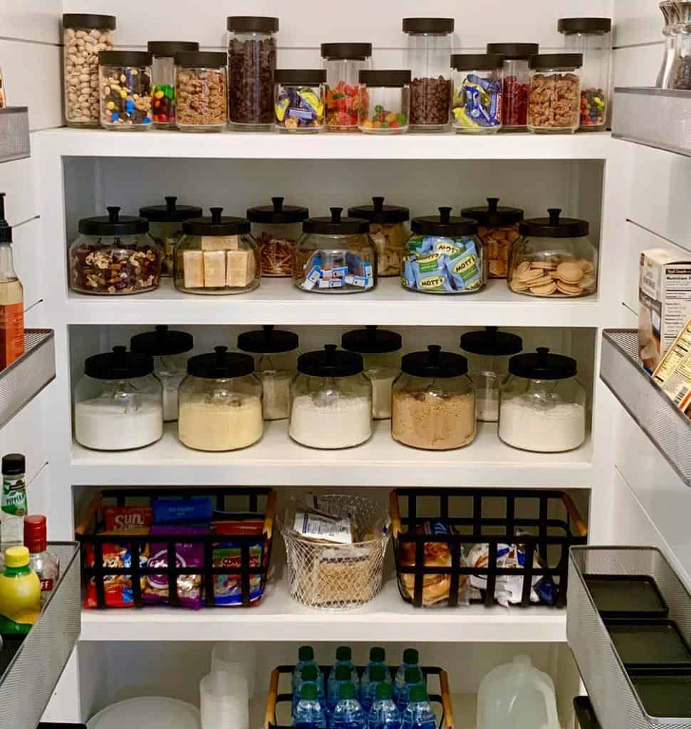 organizing small pantry ideas agirlandaboywithadream