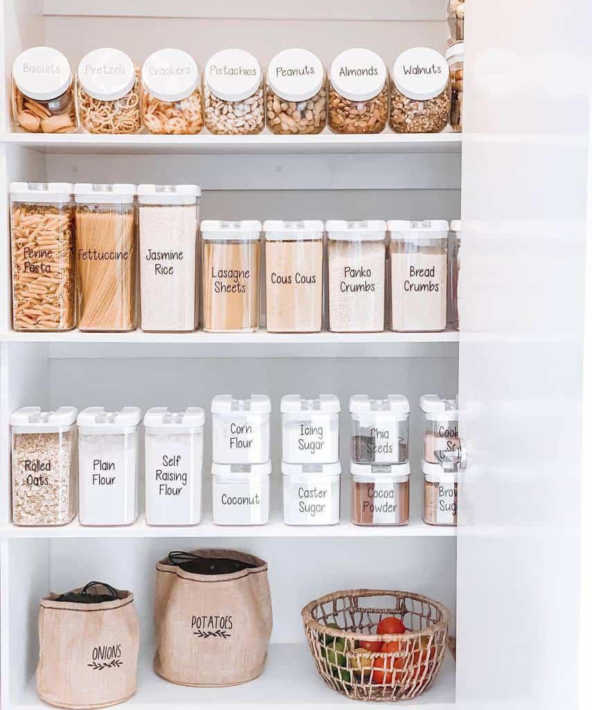 organizing small pantry ideas allthingspersonalised_aus