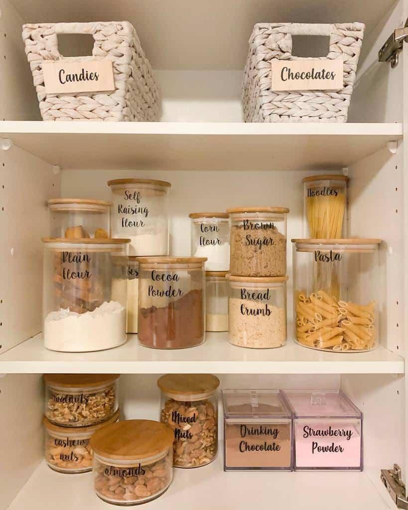 organizing small pantry ideas myorganisationjourney