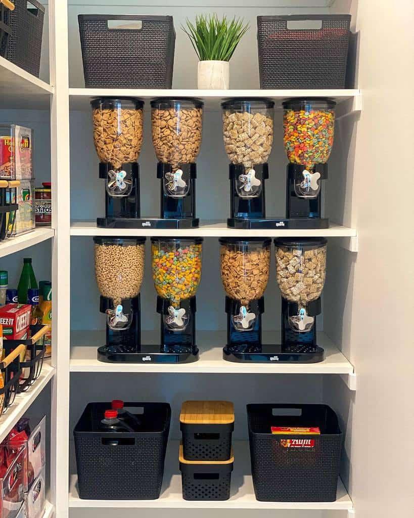 organizing small pantry ideas organizedsolutions_