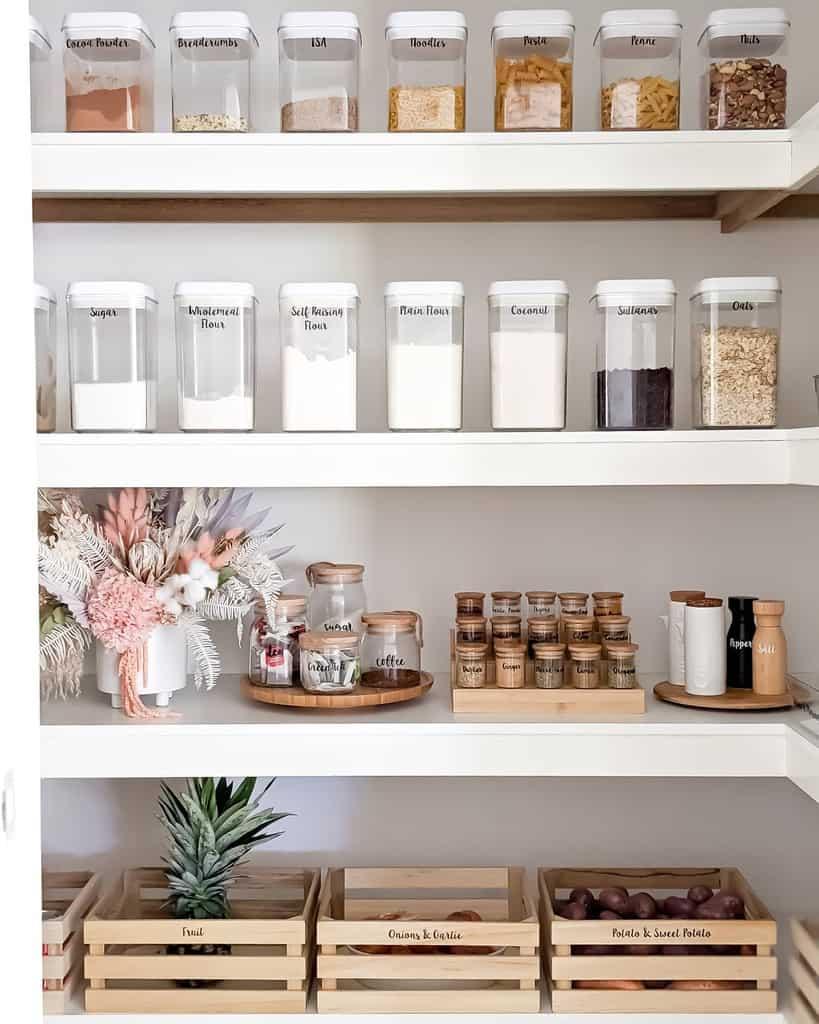 organizing small pantry ideas thenashypears