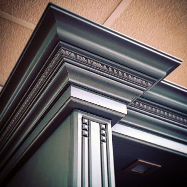 Ornate Crown Molding Ideas