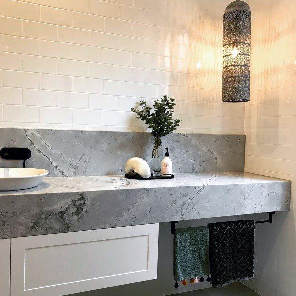 Ornate Metal Pendant Awesome Bathroom Lighting Ideas
