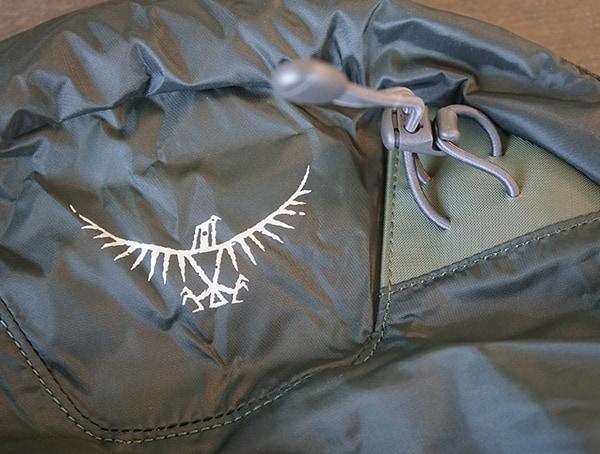 Osprey Aether Ag 85 Grey Pull Cord
