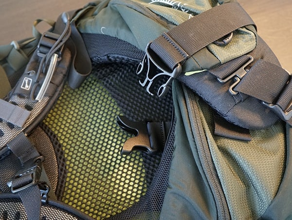 Osprey Aether Ag 85 Review Belt Buckle