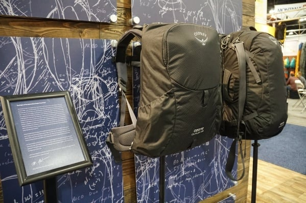 Osprey Backpacks For Hiking And Camping