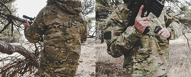 Otte Gear Mens Multicam Gp Tote Overwatch Anorak And Patrol Parka Review
