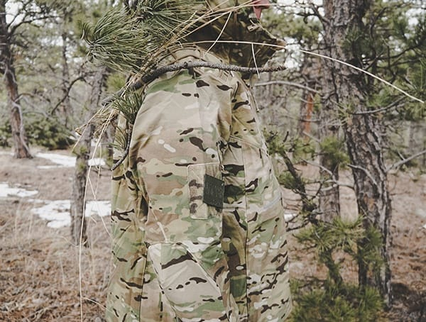Otte Gear Overwatch Anorak Review With Reflective Patch On Shoulder