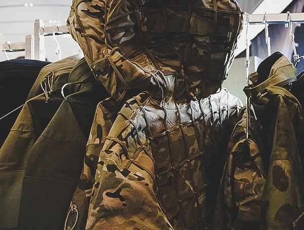 Otte Gear Overwatch Anorak Sniper Jacket Multicam