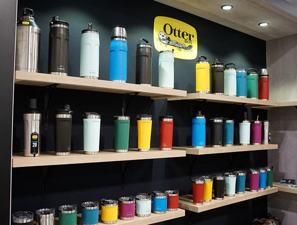 Otter Box Insulated Bottles Outdoor Retailer Winter Market 2018