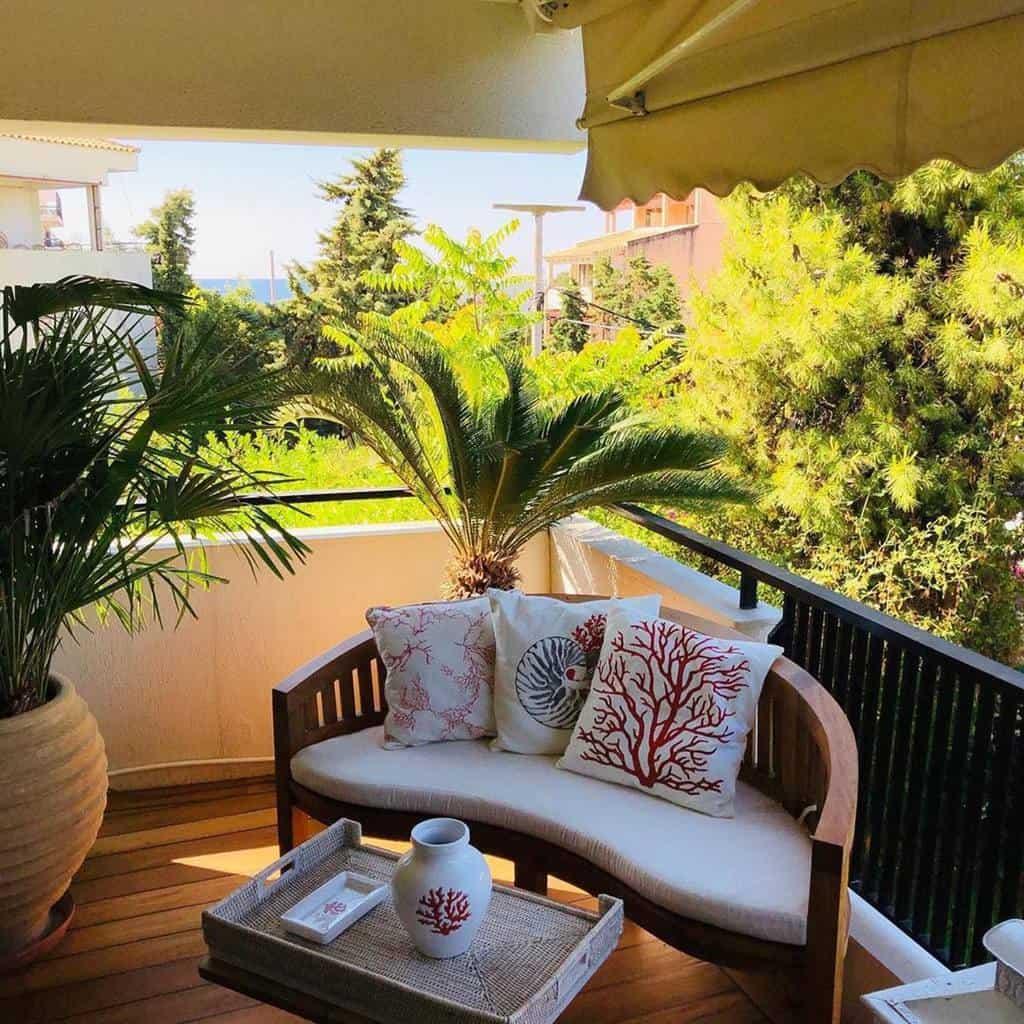 outdoor apartment patio ideas alexlantzis and wocadeckoil