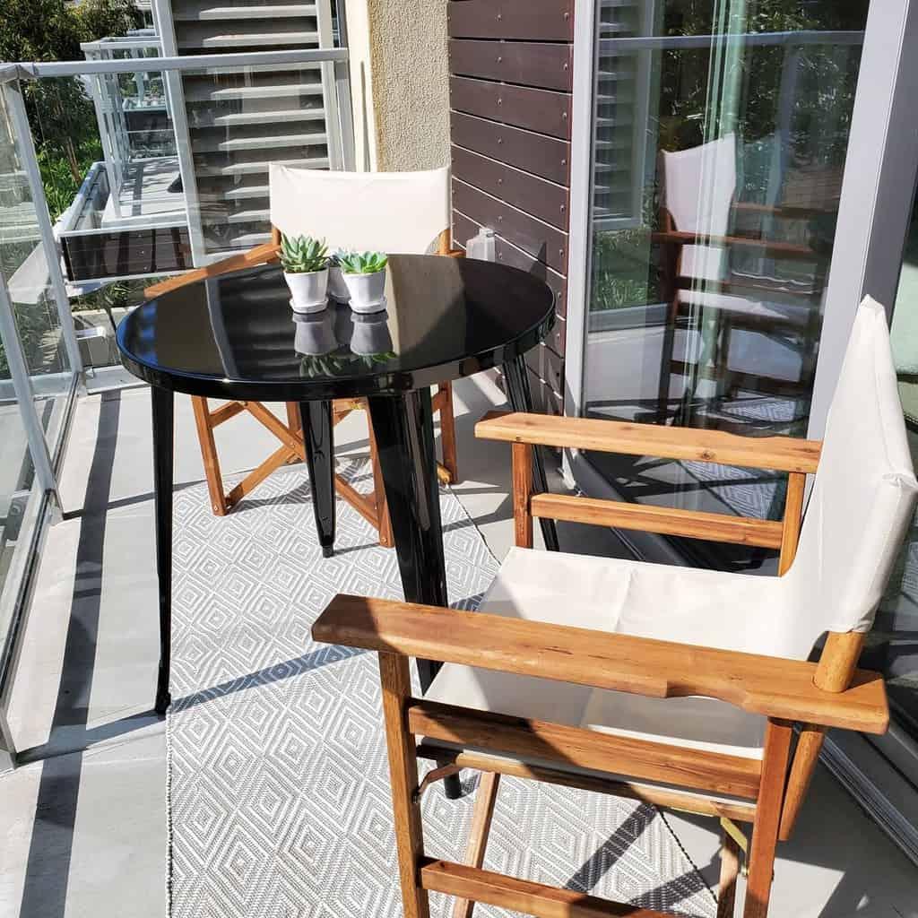 outdoor apartment patio ideas bagels2beach