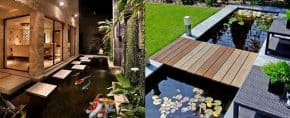Top 50 Best Backyard Pond Ideas – Outdoor Water Feature Designs