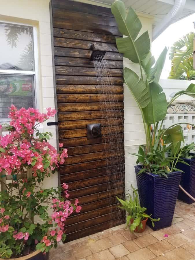 Exterior Showers