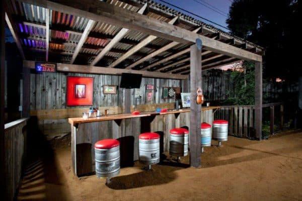 Outdoor Bar Decorating Ideas
