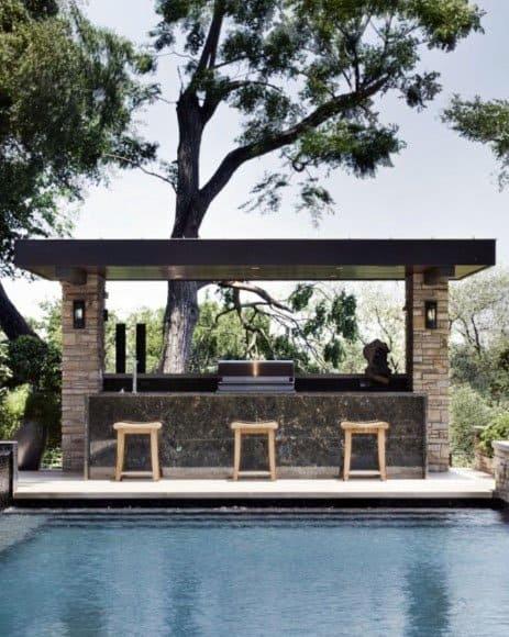 Outdoor Bar Designs Inspiration