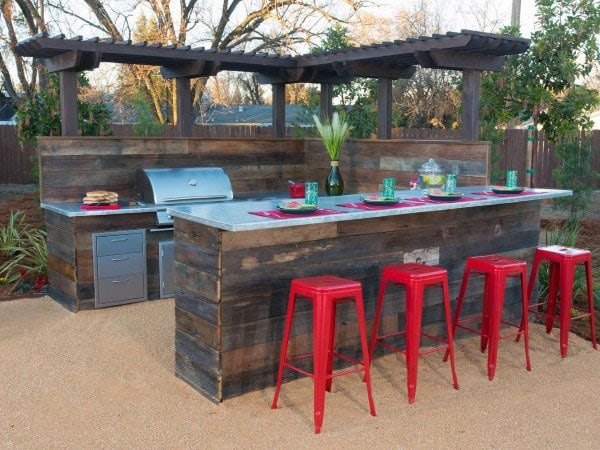 Outdoor Bar Ideas Home