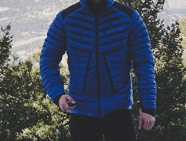 Outdoor Blackyak Bakosi Hiking Mens Jacket Review Winter