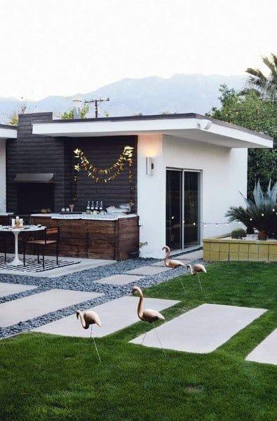 Outdoor Deck Bar Ideas