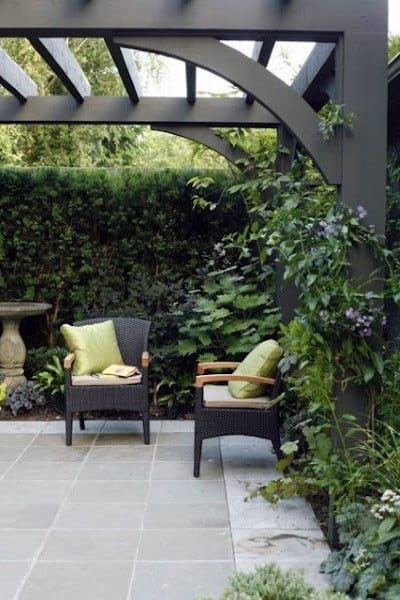 Outdoor Design Pergola Ideas