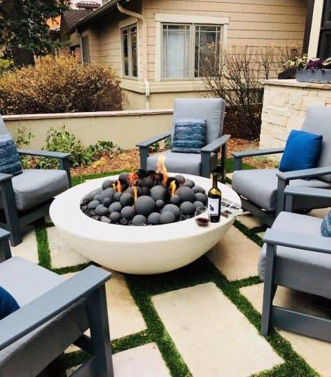 Outdoor Designs Modern Patio