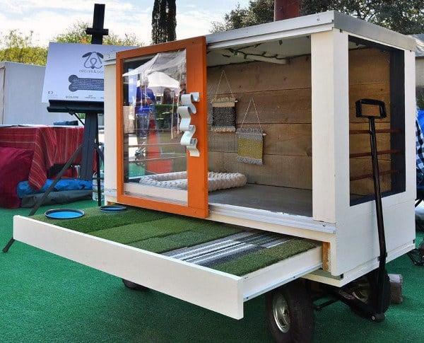 Outdoor Dog House Ideas