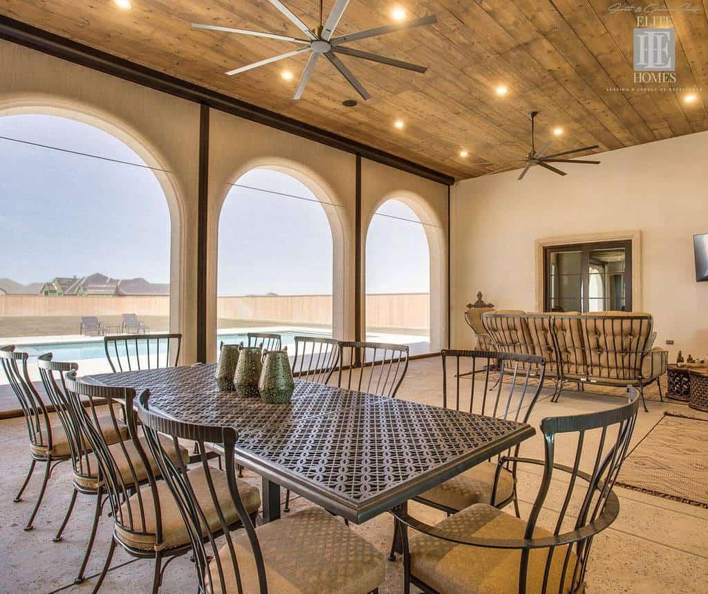 outdoor enclosed patio ideas elitehomestexas