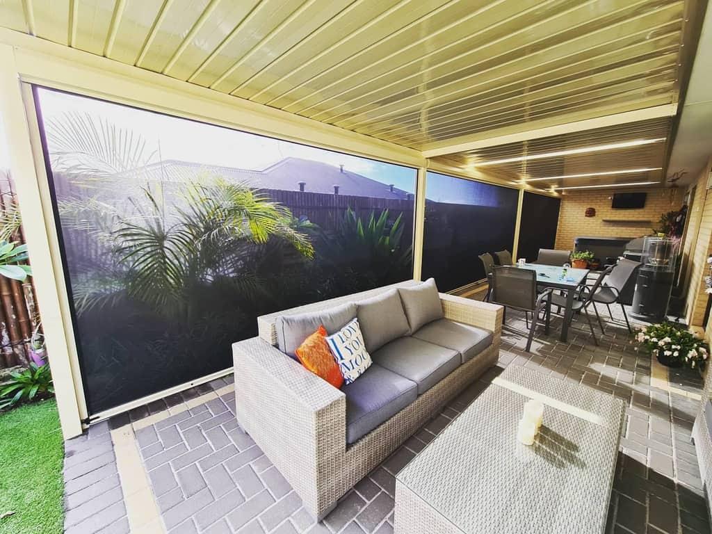 outdoor enclosed patio ideas purestyleconstruction