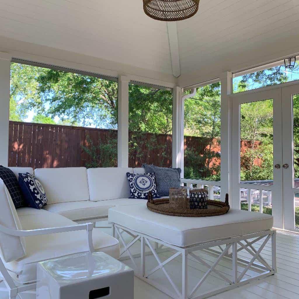 outdoor enclosed patio ideas vafaconstruction