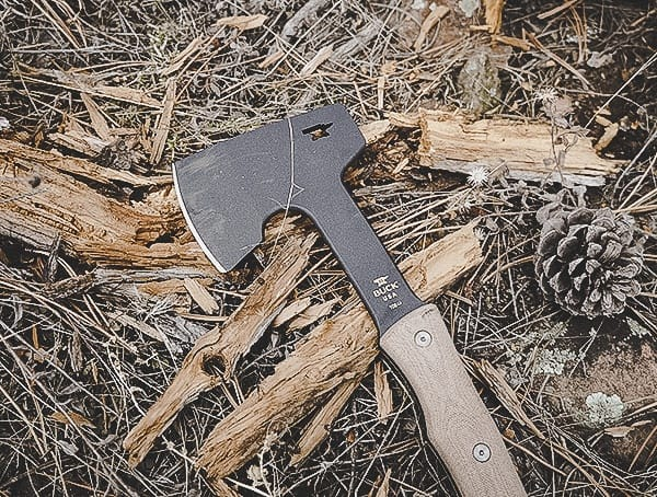 Outdoor Field Test Buck Knives Compadre Camp Axe