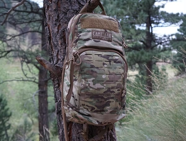 Outdoor Field Test Camelbak Multicam Miltac Mule Backpack Review