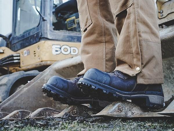 Outdoor Field Test Carolina Maximus 2 0 Logger Mens Boots