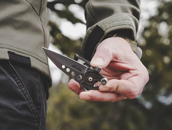 Outdoor Field Test Crkt Snap Lock Knife Reviewed