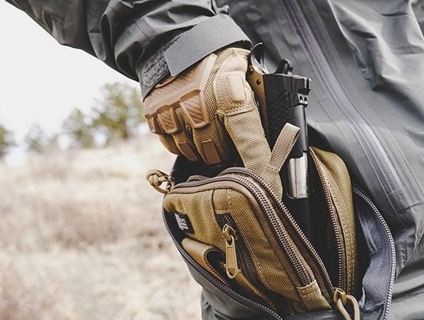 Outdoor Field Test Elite Survival Systems Liberty Gunpack