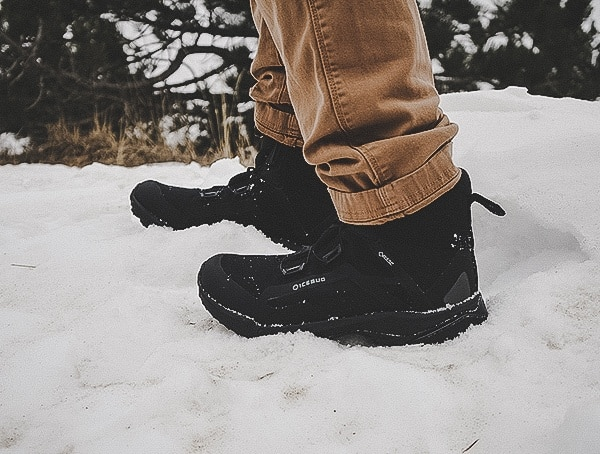 Outdoor Field Test Icebug Walkabout Bugrip Gore Tex Mens Boots