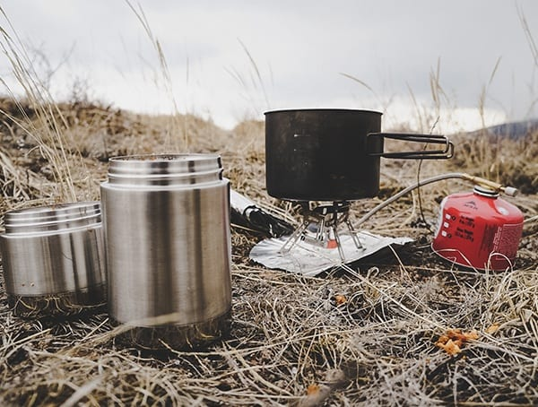 Outdoor Field Test Klean Kanteen Insulated Food Canisters
