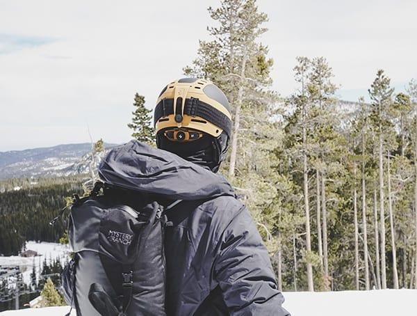 Outdoor Field Test Mens Black Diamond Mission Down Ski Parka