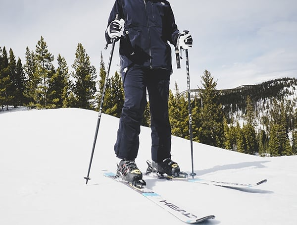 Outdoor Field Test Mens Descente Swiss Ski Team Pants