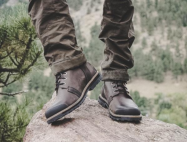 Outdoor Field Test Mens Keen The Rocker Waterproof Boots