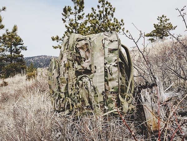 Outdoor Field Test Mercury Tactical Recon Backpack