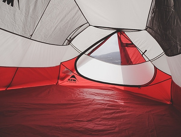 Outdoor Field Test Msr Mutha Hubba Nx 3 Person Backpacking Tent