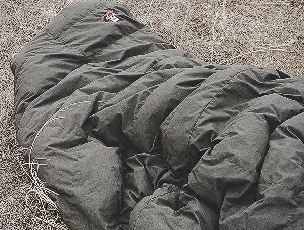 Outdoor Field Test Nanga Takibi Kake Futon Down Blanket