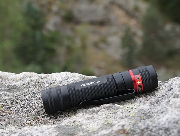 Outdoor Field Test Review Coast Px1r Flashlight