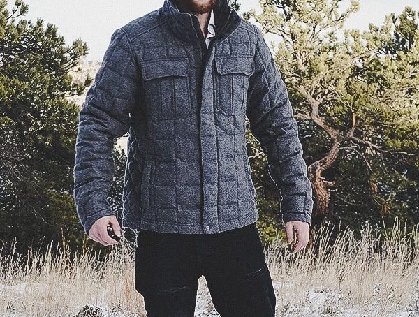 Outdoor Field Test Review Nau Utility Down Jacket For Men