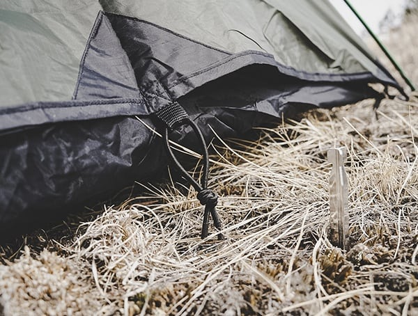 Outdoor Field Test Snugpak Scorpion 3 Tent