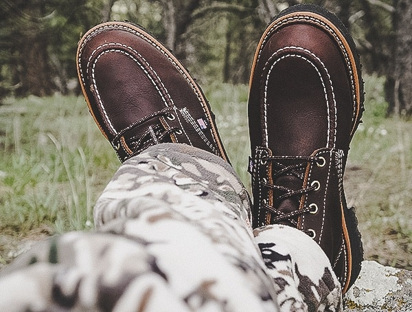 Outdoor Field Test Thorogood Flyway Boots For Men Hunting