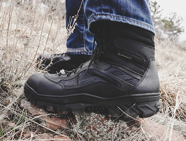 Outdoor Field Test Thorogood Veracity Gtx Mens Tactical Boots