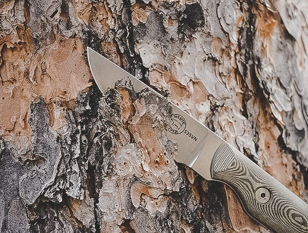 Outdoor Field Test White River Knife And Tool Small Game Fixed Blade Knife