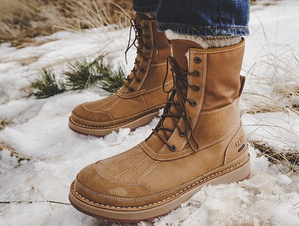 Outdoor Field Test Winter Ugg Avalanche Butte Mens Boots