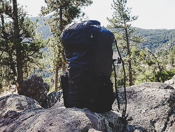 Outdoor Field Testing Mountains Matador Freerain24 Backpacks